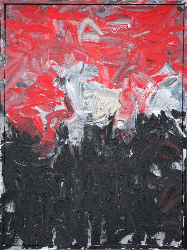 John Down - Plein Air Series - Acrylic Paint