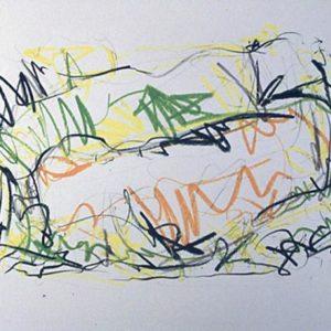 John Down Art Abstract Drawing (2)