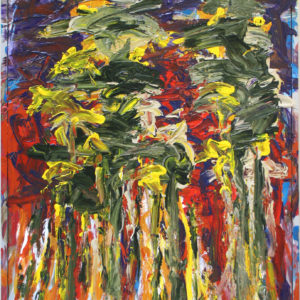 Walking Trees (2020) by John down